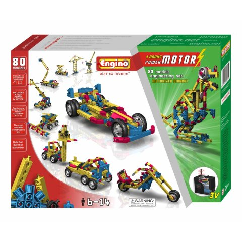 engino construction toys