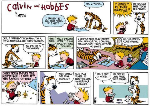 scrabble comics
