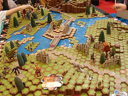 A Battle For Wesnoth Miniature Wargame - Page 2 - The Battle